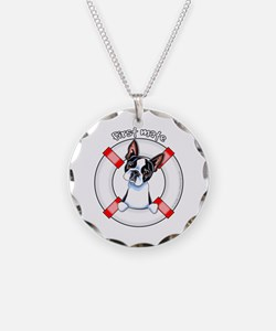 Boston Terrier First Mate Necklace
