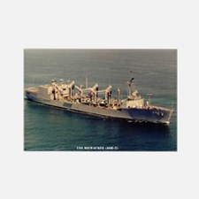 USS MILWAUKEE Rectangle Magnet