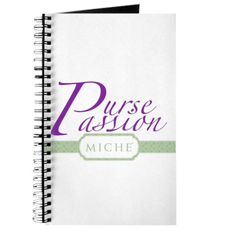Purse passion logo Journal