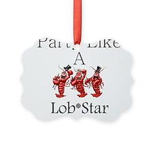 Lobstar.gif Ornament