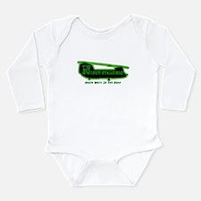 Unique Night stalker Long Sleeve Infant Bodysuit