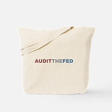 AUDIT THE FED Tote Bag
