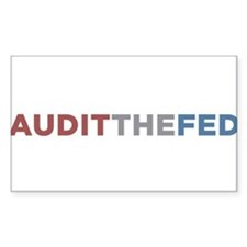 AUDIT THE FED Decal