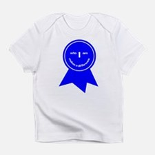 Who I Am Makes A Difference Infant T-Shirt