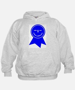 Who I Am Makes A Difference Hoodie