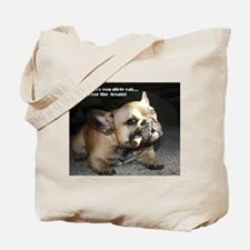 Hand Over the Treats Tote Bag