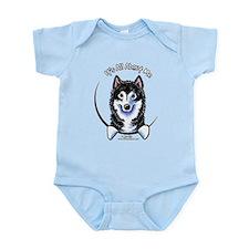 Alaskan Malamute IAAM Infant Bodysuit
