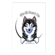 Alaskan Malamute IAAM Postcards (Package of 8)