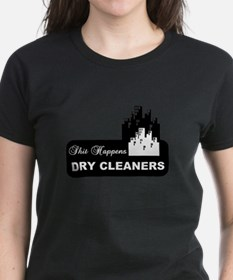 shit happens midtown dry cleaners shirt Tee