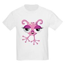 Cute Pink Alien T-Shirt