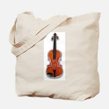 The Violin Tote Bag