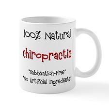 100% Natural Chiro Mug