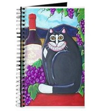 Winery cat Journal