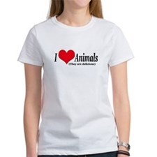 """""""I Love Animals (They are delicious) Tee"""