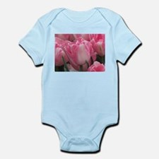 Pink Tulips Infant Bodysuit