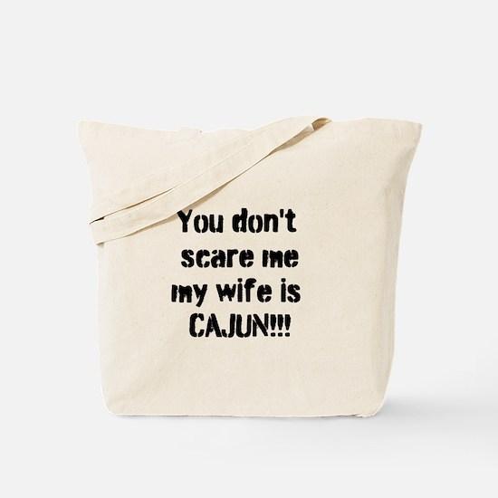 Cajun Wife Tote Bag
