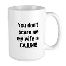 Cajun Wife Mug
