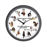 Dogs Basic Clocks