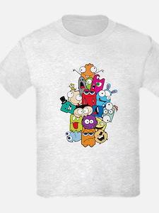 Cute Little Monsters T-Shirt