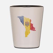 Moldova.png Shot Glass