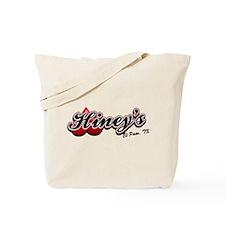 Hiney's Logo Tote Bag