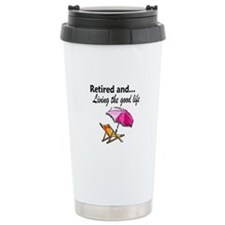 RETIREMENT Thermos Mug