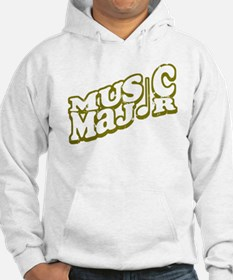 Music Major Bronze Jumper Hoody