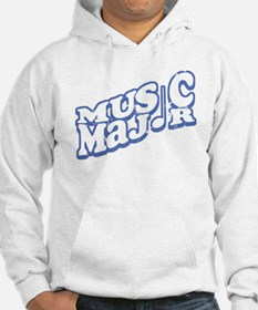Music Major Blue Jumper Hoody