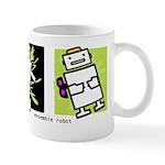Wind-Up Robots Mug