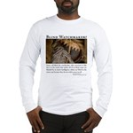 ID Blind Watchmaker Long Sleeve T-Shirt