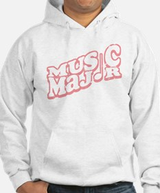 Music Major Pink Jumper Hoody