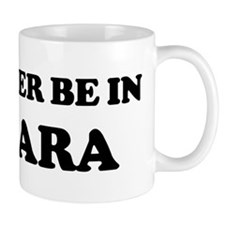 Rather be in Ankara Mug