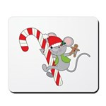 Candy Cane Mouse Mousepad
