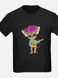 Chihuahua Guitar T