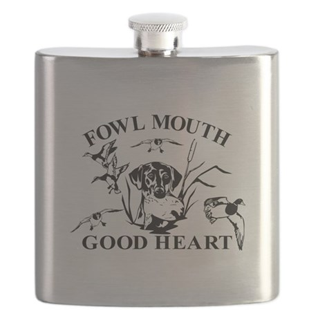 LAB GOOD HEART Flask