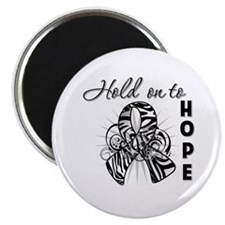 """Carcinoid Cancer Hope 2.25"""" Magnet (10 pack)"""