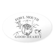 LAB GOOD HEART Decal