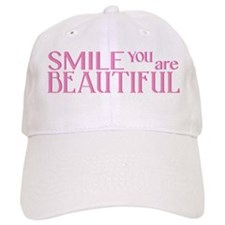 Smile you are Beautiful Baseball Cap