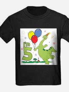 bd_dino_5 T-Shirt