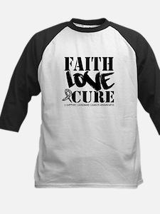 Faith Cure Carcinoid Cancer Tee