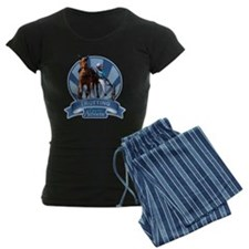 Blue Ribbon Trotting Pajamas