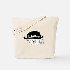 Funny Literary Tote Bag