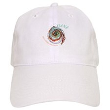 Swirl4 Baseball Cap