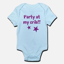Unique Crib Infant Bodysuit