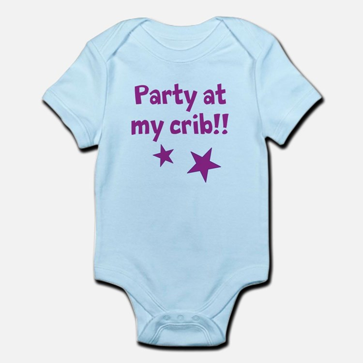 Cute Sleeper Infant Bodysuit