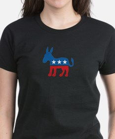 Democratic Donkey Democrat Tee