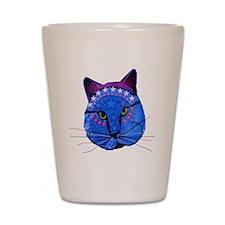Super Star Kitty Shot Glass
