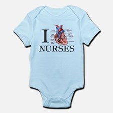 IheartNurses Body Suit