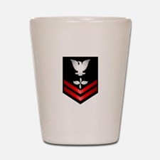 Navy PO2 Aviation Machinist's Mate Shot Glass