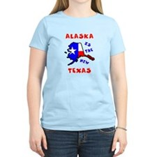 Alaska is the new Texas T-Shirt